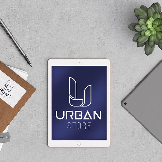 Diseño de marca Urban