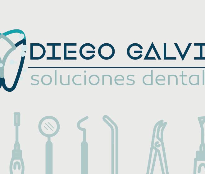 Tarjeta de Presentación Diego Galvis