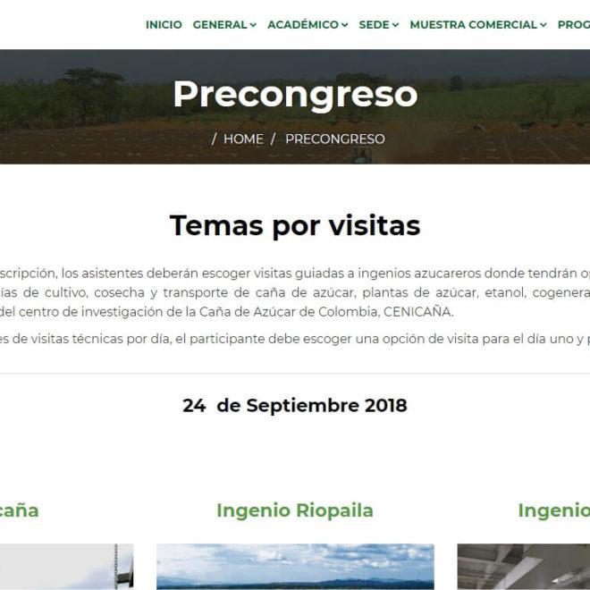Congreso Atalac - Tecnicaña